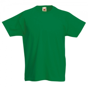 CAMISETA NIÑO COLOR VALUEWEIGHT*