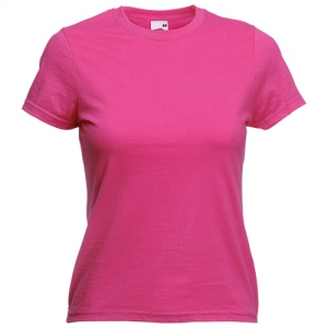 CAMISETA MUJER COLOR VALUEWEIGHT*